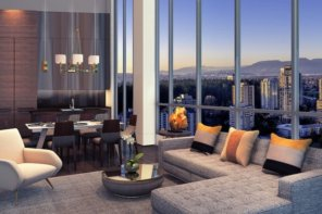Checkout The Gold House Penthouses