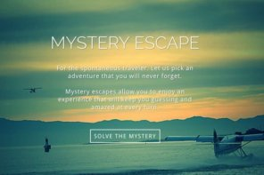 A BC Vacation With A Mystery Destination