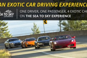 Win A Supercar Experience In Vancouver