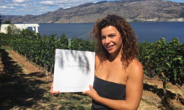the okanagan wine book tarryn liv parker