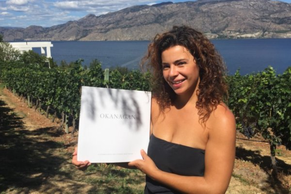 the okanagan wine book tarryn liv parker