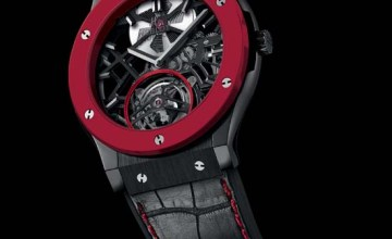 Hublot Red Ceramic Classic Fusion2