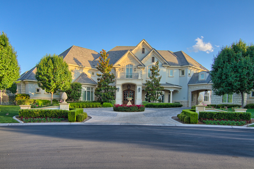 Las vegas luxury homes for Upscale homes