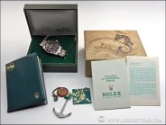 Completing The Package:  Accessories For a Vintage 1680 Submariner