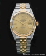 VIDEO REVIEW:  The Rolex Datejust 16013