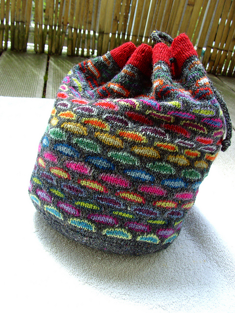 Knitting Bag Pattern Pinterest : 10 DIY projects for this weekend, crochet, knit or sew your weekend away - Lu...