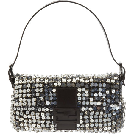 Fendi Beaded and Sequined Baguette Bag Barneys $2890 now $1729