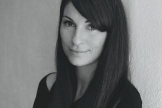 Sine Ginsborg, Make-up Artist. Image credit Kathrine Rohrberg.