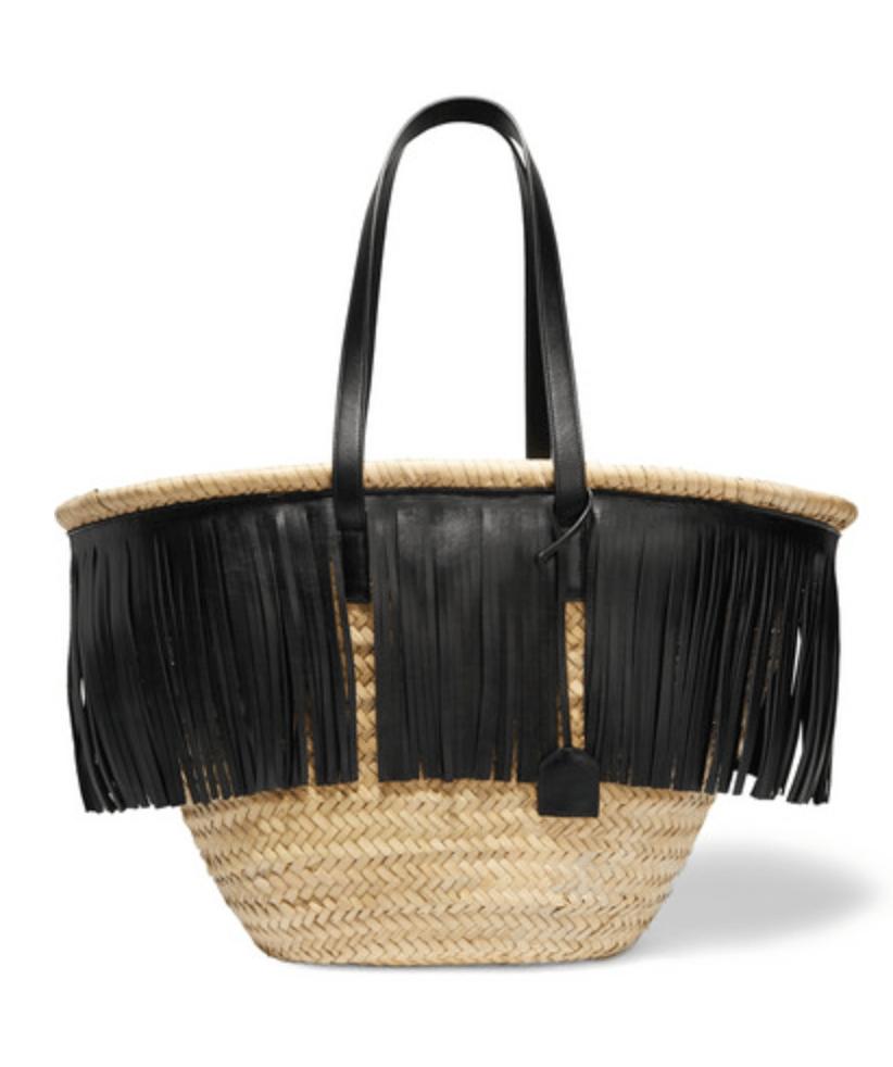 Summer Straw: Five Perfect Beach Bags, LVBX Magazine