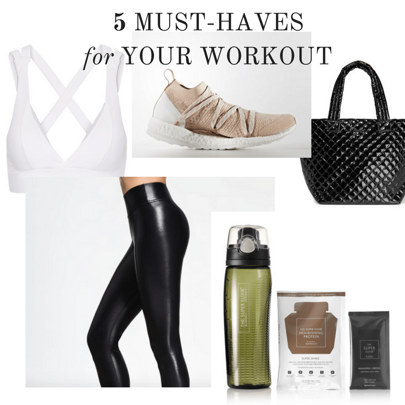 5 Must-Haves for Your Workout, LVBX Magazine