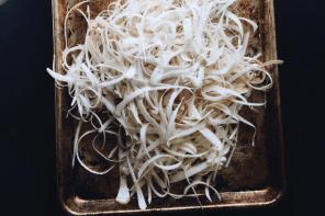 The Primal Gourmet: Paprika Parsnip Noodles, LVBX Magazine