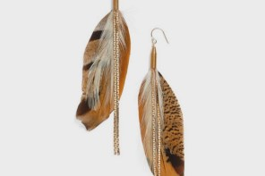 Feather Earrings Make the Perfect Statement