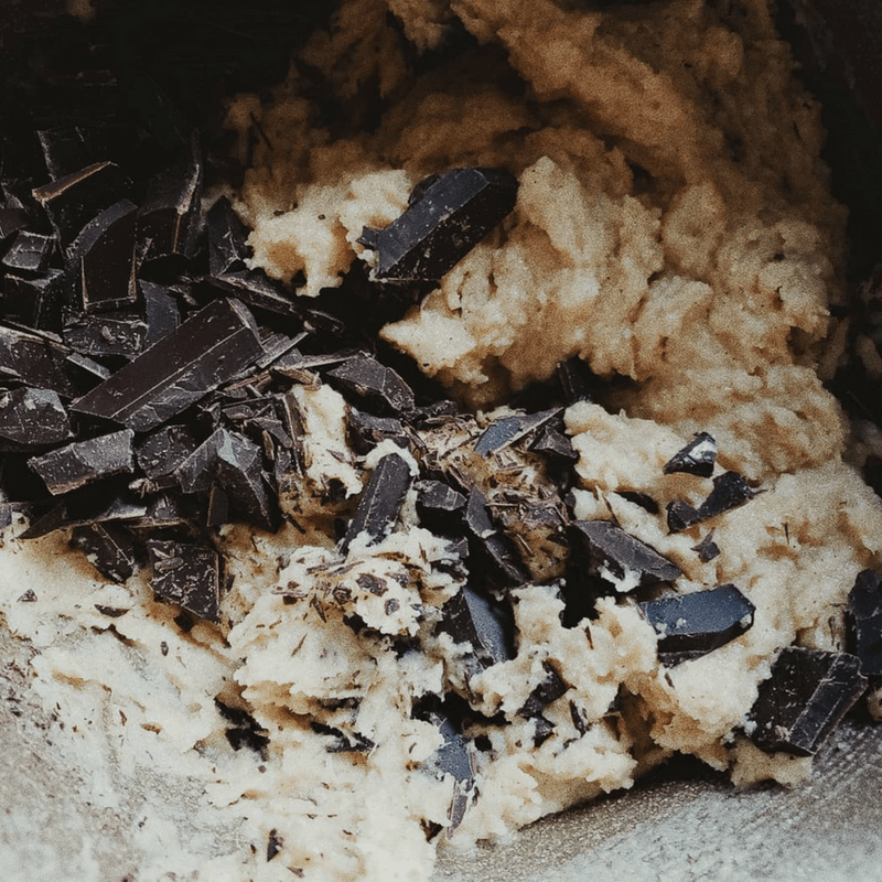 Paleo Sweet Potato Chocolate Chunk Cookies, LVBX Magazine