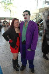 Baltimore Comic Con 2013 - Harley and Joker