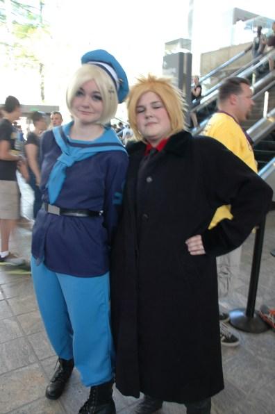 Baltimore Comic Con 2013 - random