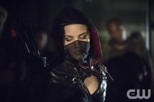 Cate Cameron/The CW Katrina Law as Nyssa al Ghul