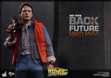 Hot Toys Back to the Future Marty McFly with recorder 2