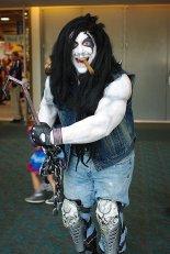 SDCC2014 cosplay - Lobo