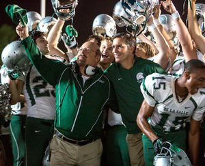 When the Game Stands Tall - Michael Chiklis and Jim Caviezel