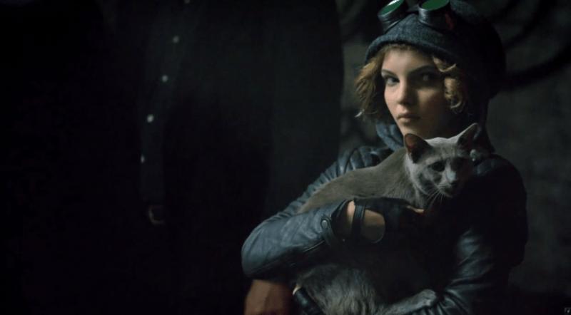 Gotham - Ep. 2 - Selina Kyle