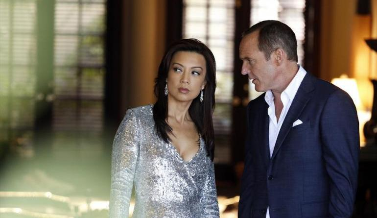 agents of shield - face my enemy - may and coulson