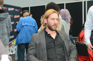 Troy Baker at NYCC2014