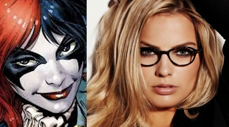 Suicide Squad - Margot Robbie as Harley Quinn