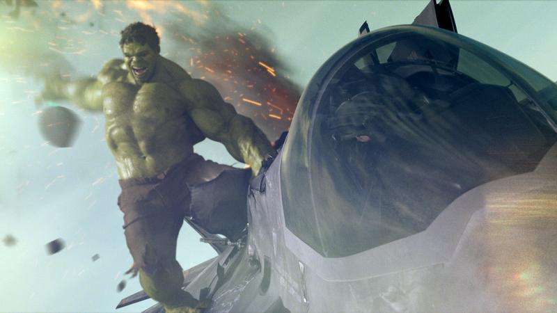 avengers 2012 -hulk-ripping-jet