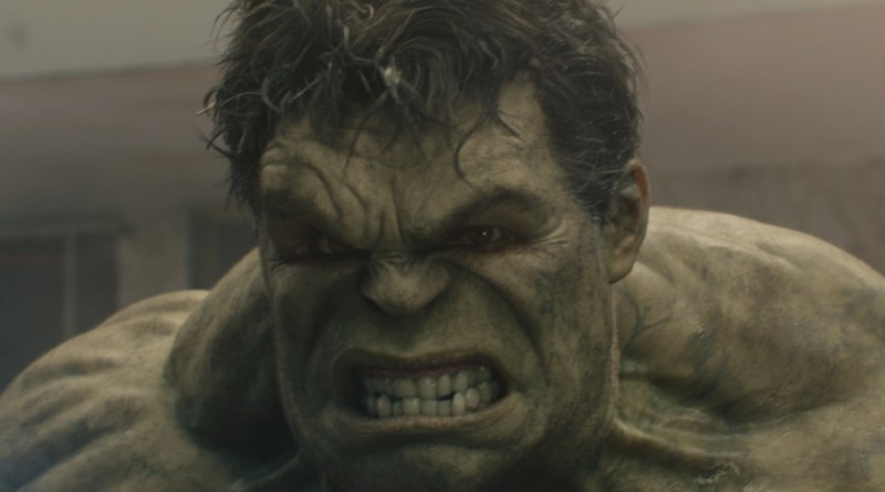 Avengers - Age of Ultron - Hulk angry