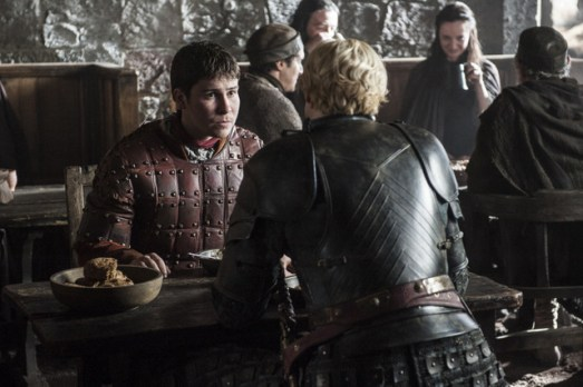 Game of Thrones - House_of_Black_and_White - Pod and Brienne