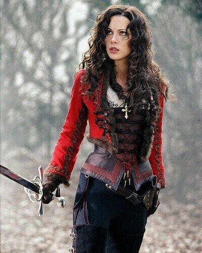 Van Helsing - Kate Beckinsale as Anna