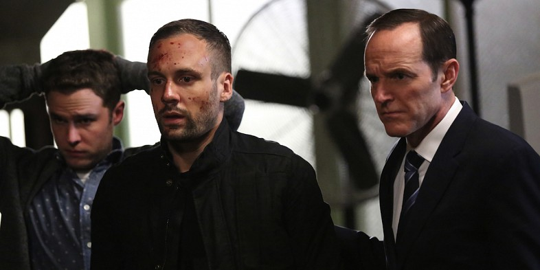 Agents of SHIELD - SOS - Fitz, Hunter and Coulson