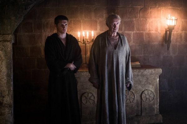 Game of Thrones - The Gift - Lancel and The High Sparrow
