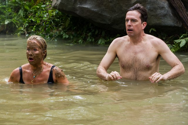Vacation - Christina Applegate and Ed Helms