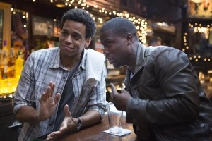 Michael Ealy;Kevin Hart About Last Night
