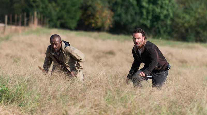 the walking dead -east review - morgan and rick_4
