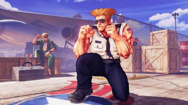 Street Fighter V - main pic-min