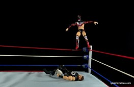 WWE Elite 41 Finn Balor - on top rope