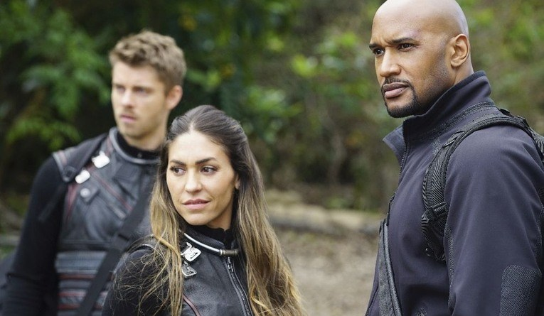 Agents of SHIELD - Absolution review - lincoln, yoyo and mack