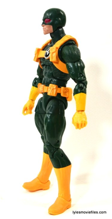 Captain America Hydra Soldier - left side