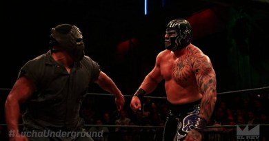 Lucha Underground's risky Season 2 gamble is paying off
