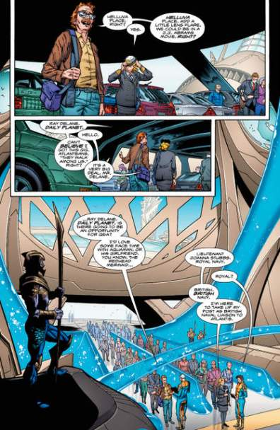 Aquaman issue 1 review pg_5