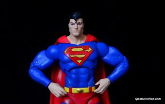 DC Icons Superman figure review -main pic