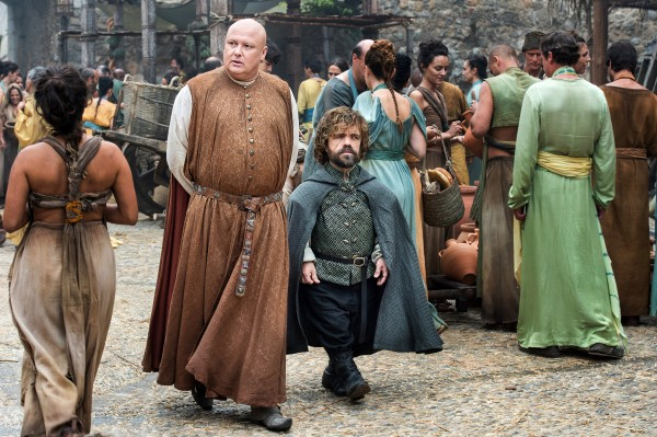 game of thrones no one - varys and tyrion