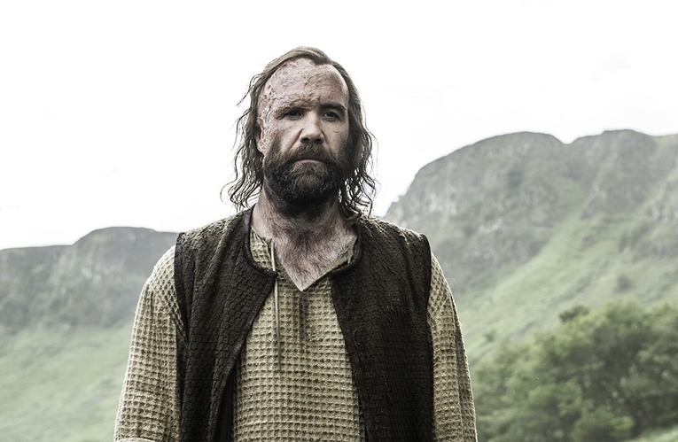 game of thrones the broken man-The Hound