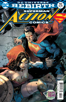 Action Comics 960 cover