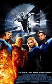 Fantastic_Four_Rise of the Silver Surfer_Poster