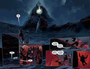 Green Arrow issue 2 Erasure review - _4-5