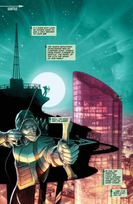 Green Arrow issue 3 page_1