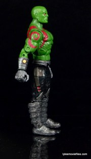 Guardians of the Galaxy Marvel Legends exclusive - Drax right side